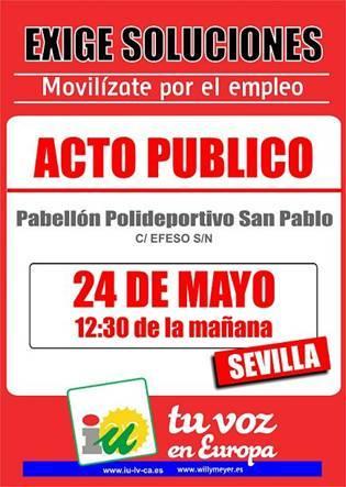acto público 24 mayo