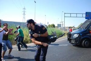 Represión Policial 1