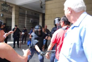 Represión Policial 3