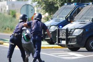 Represión Policial 4